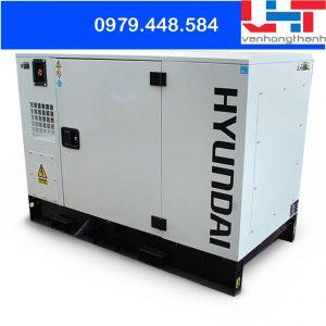 Máy phát điện Công nghiệp Hyundai DHY14KSE-3 pha (12.5KVA – 14KVA)