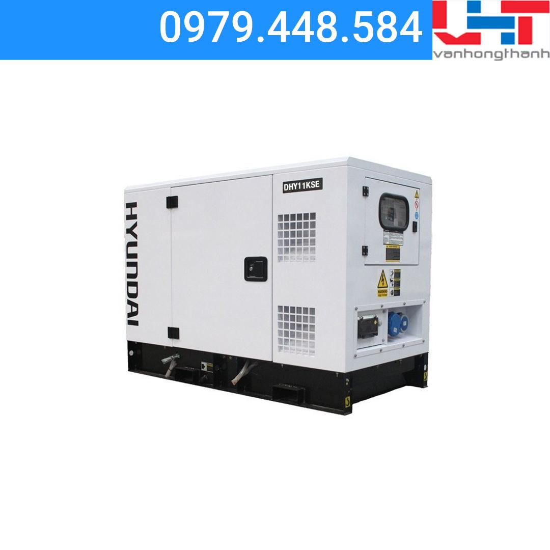 Máy phát điện Công nghiệp Hyundai DHY13KSEm (12-13.2 KW)