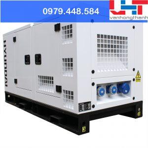 Máy phát điện Công nghiệp Hyundai DHY110KSE-3 pha (100KVA – 110KVA)