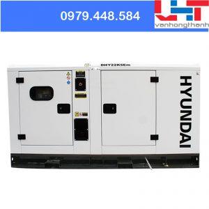 Máy phát điện Công nghiệp Hyundai DHY320KSE (294KVA – 323KVA)