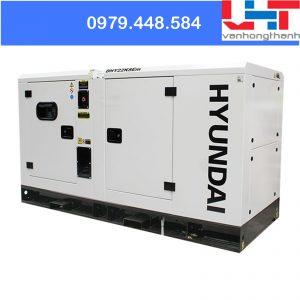 Máy phát điện Công nghiệp Hyundai DHY22KSEm (20-22KW)
