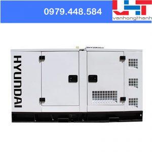 Máy phát điện Công nghiệp Hyundai DHY280KSE (261KVA – 287KVA)