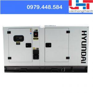 Máy phát điện Công nghiệp Hyundai DHY28KSEm (25-27.5KW)