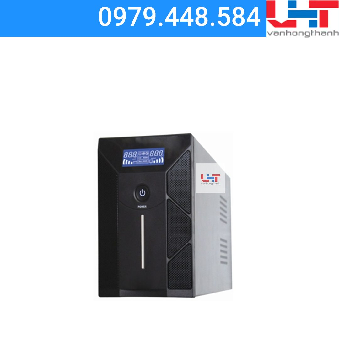 Bộ Lưu Điện UPS Offline HYUNDAI HD 2000VA (2KVA/1200W)
