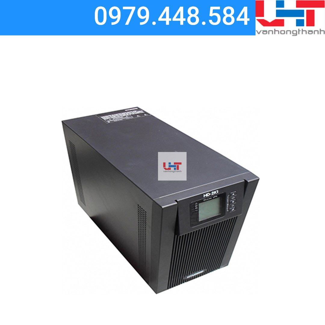 Bộ Lưu Điện UPS Online HYUNDAI HD 2K1 (2000VA/1400W)