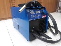 Máy hàn MIG là gì ? Cấu tạo máy hàn MIG và phụ kiện máy hàn MIG.