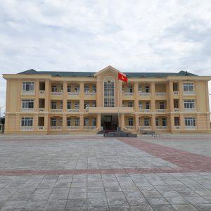 Lắp đặt máy phát điện Công An Huyện Sơn Tịnh – Quảng Ngãi