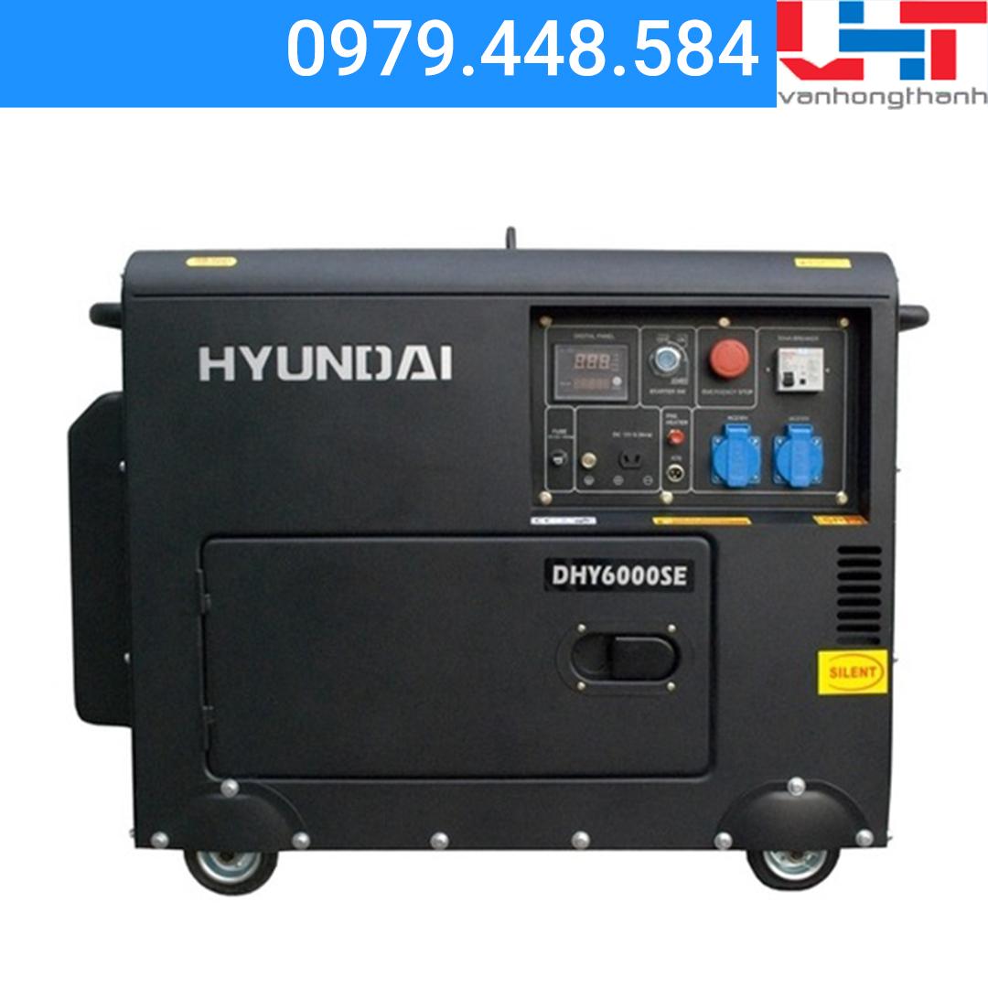 Máy phát điện Gia đình DHY6000SE (5.0Kw – 5.5Kw)
