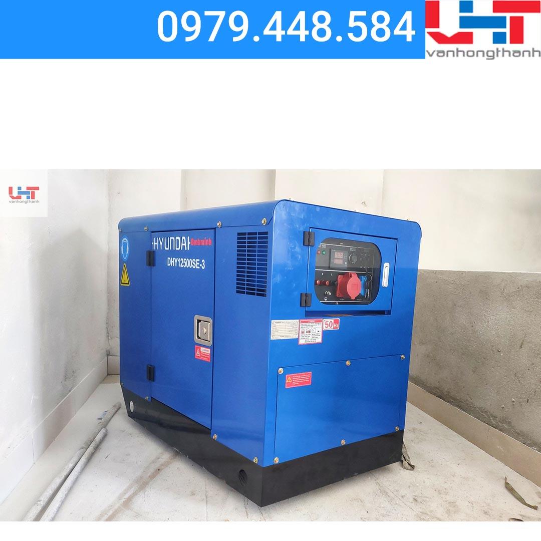 Máy phát điện Gia đình Hyundai DHY12500SE – 3 pha (10Kw – 11Kw)