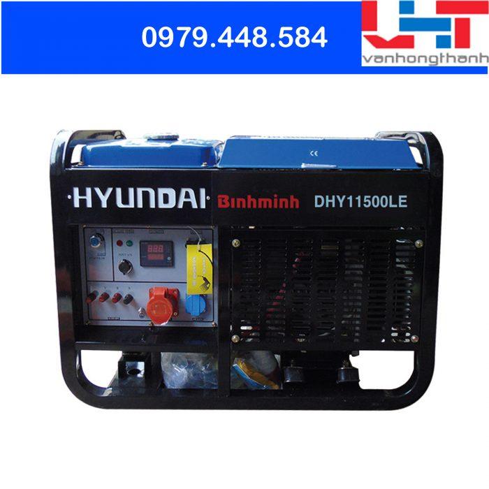 Máy phát điện Hyundai HY11500LE (8.5-9.5KW)