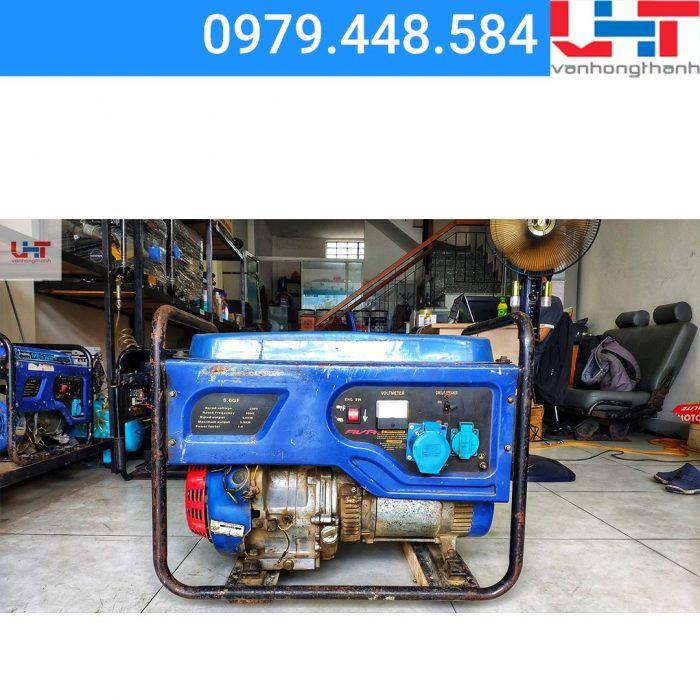 Máy phát điện cho thuê (5.0KW – 5.5KW)