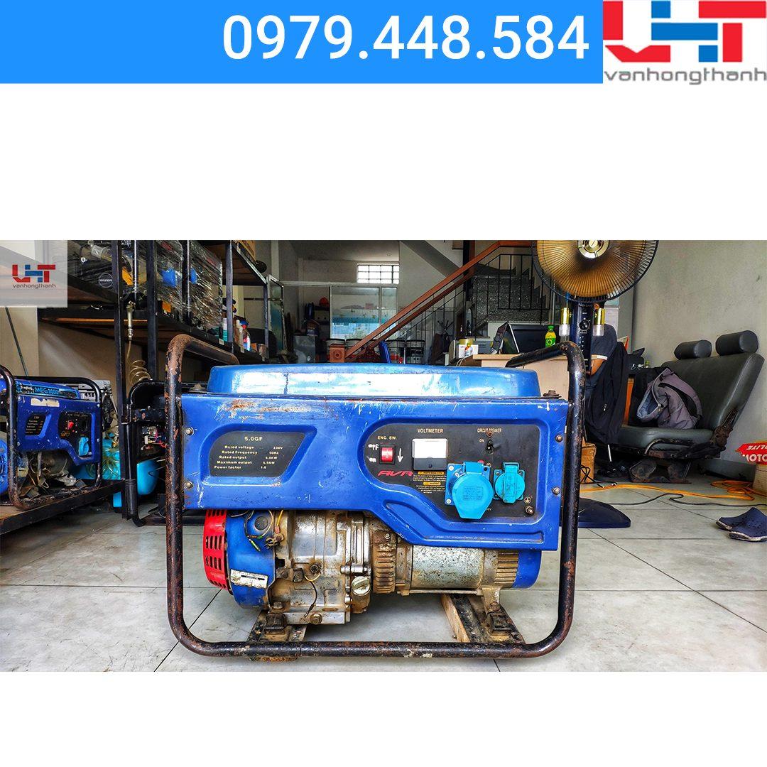 Máy phát điện cho thuê (5.0-5.5KW)