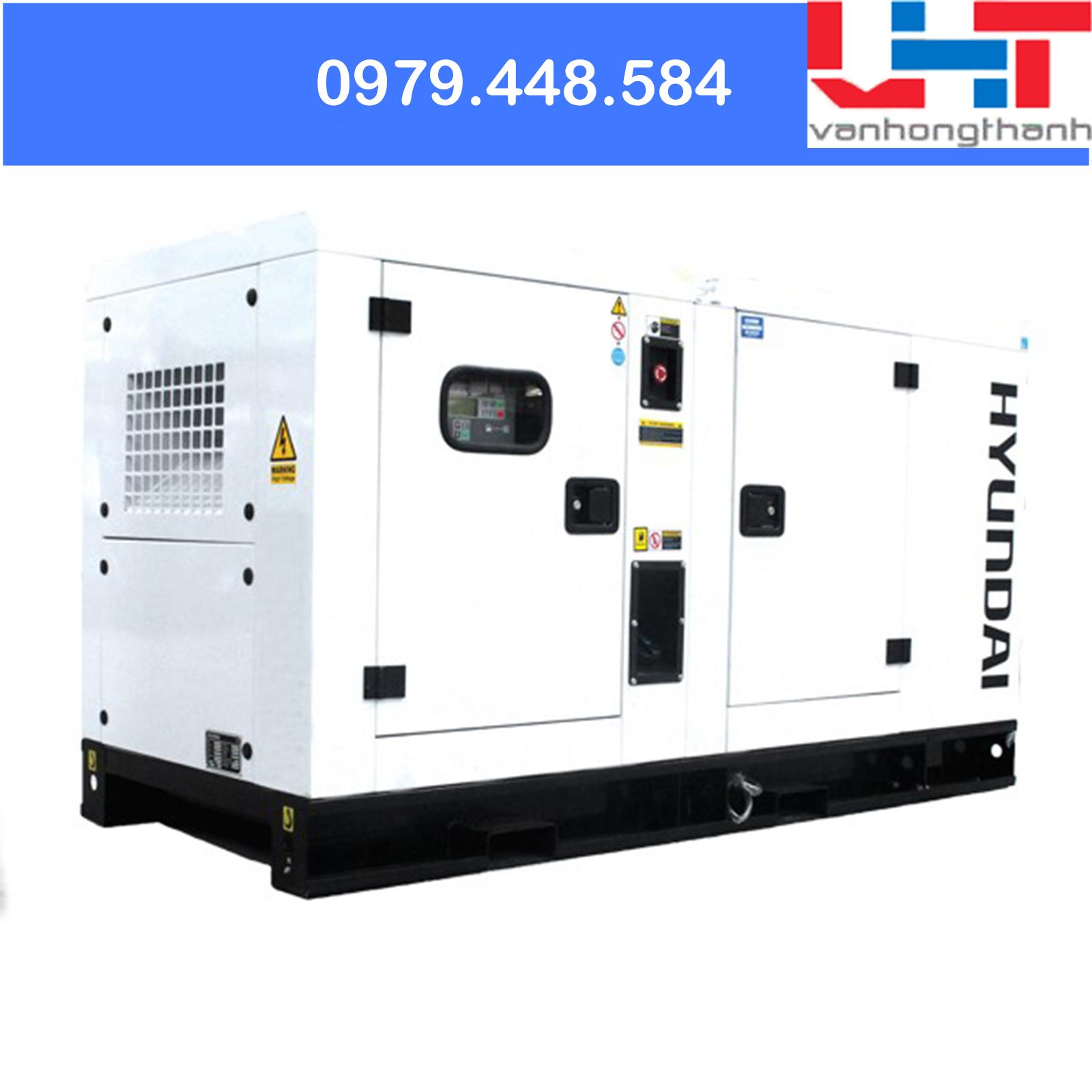 Máy phát điện Công nghiệp Hyundai DHY35KSEm (32-35KW)