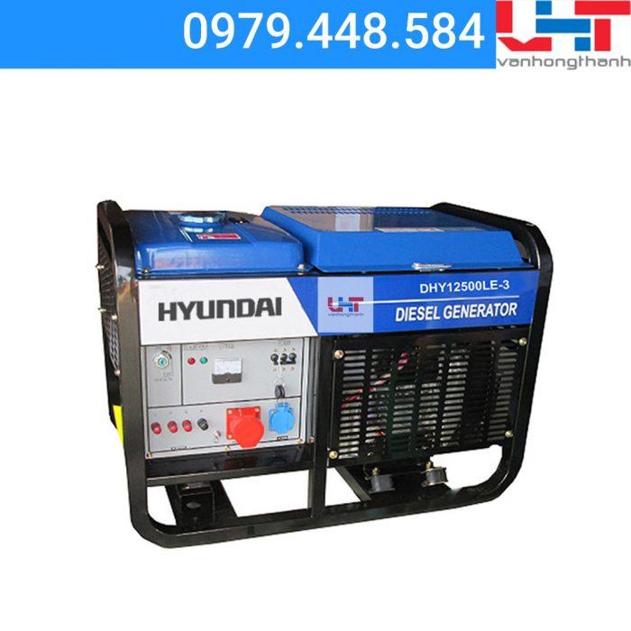 Máy phát điện Gia đình Hyundai DHY12500LE-3 pha (10Kw – 11Kw)