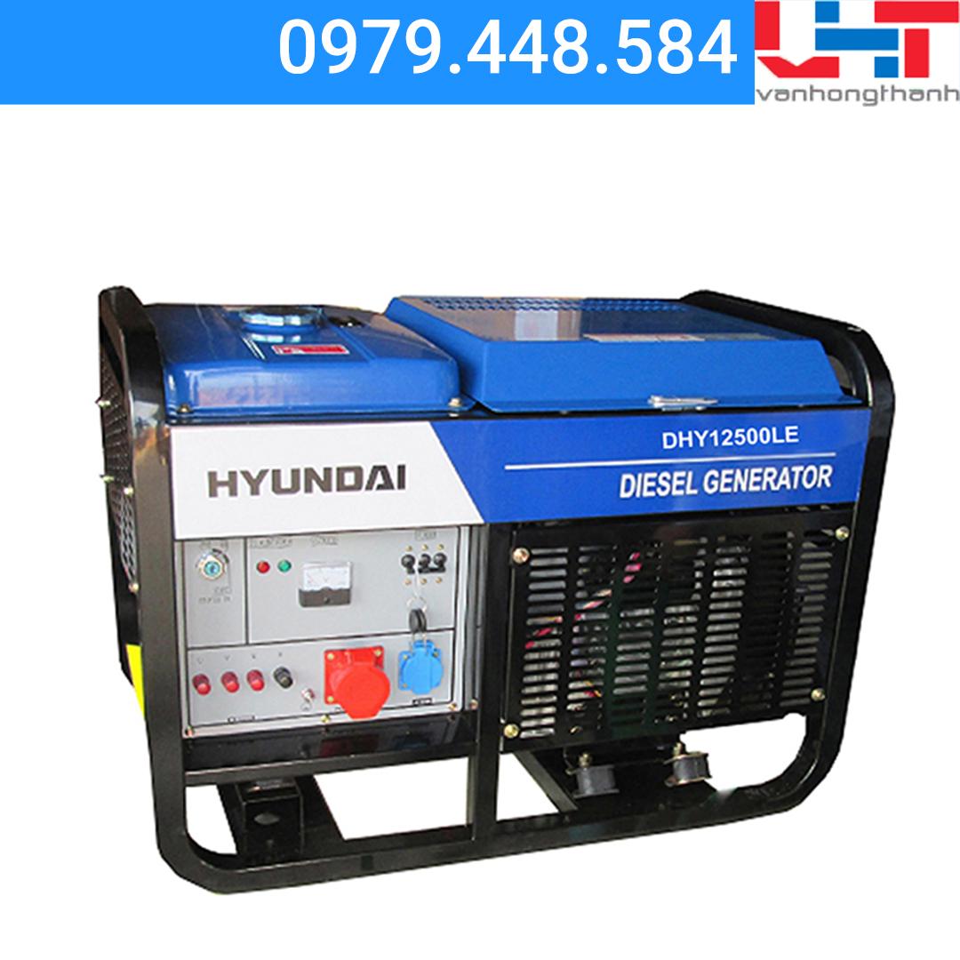 Máy phát điện Hyundai DHY12500LE (10Kw-11Kw)