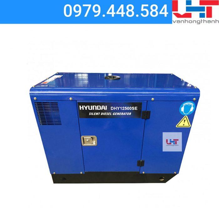 Máy phát điện Gia đình Hyundai DHY12500SE (10Kw – 11Kw)