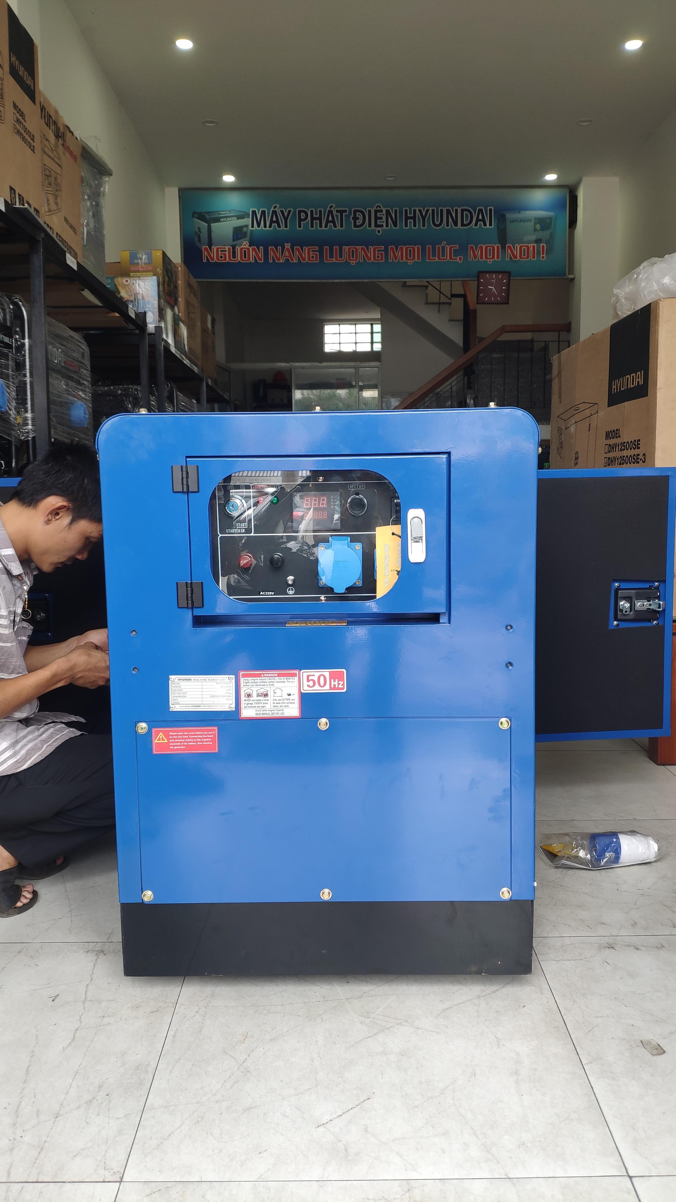 Lựa chọn máy phát điện chạy dầu diesel hay máy phát điện chạy xăng???