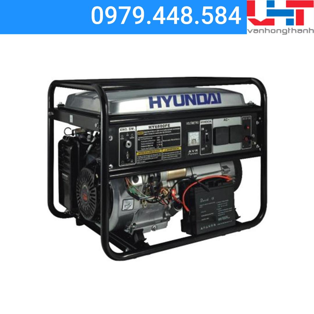 Máy phát điện Gia đình Hyundai HY6800FE (5.0KW – 5.5KW)