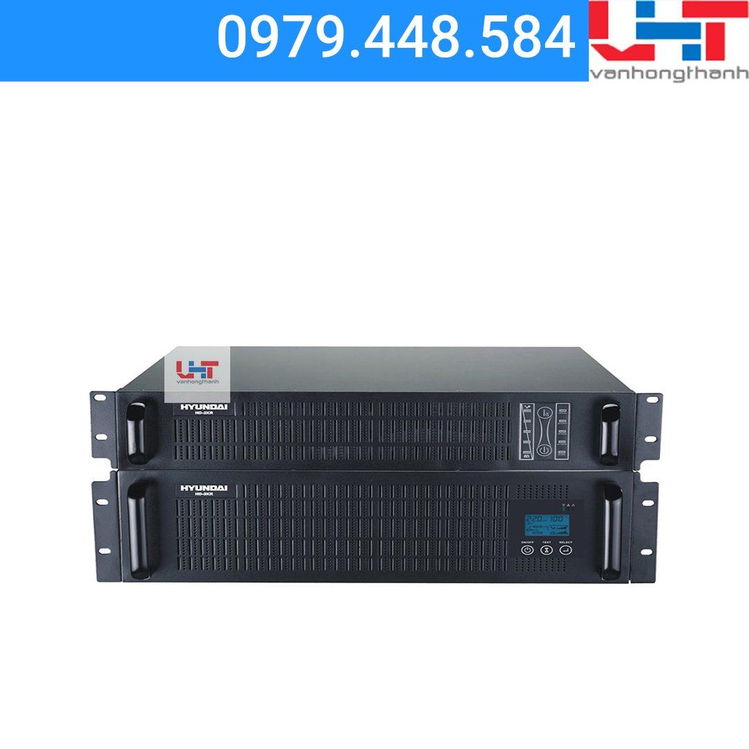 UPS ONLINE HYUNDAI HD 3KR (3KVA/2100W)