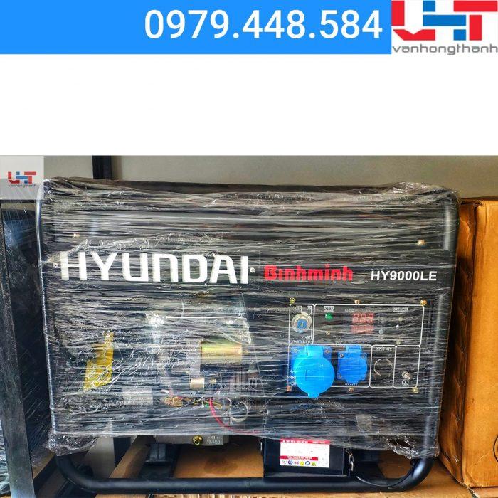 Máy phát điện Hyundai HY9000LE (6.0-6.5KW)