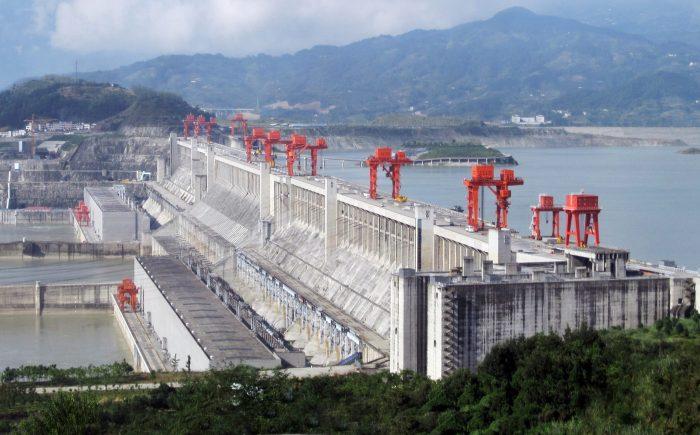 đập thủy điện lớn nhất