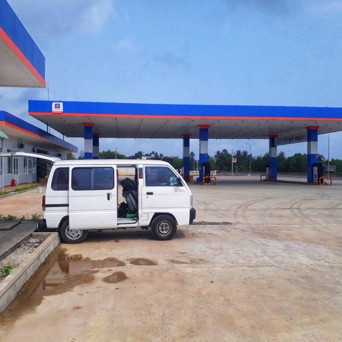 Lắp đặt máy phát điện 12500SE – 3 Pha – Xăng dầu 3 miền